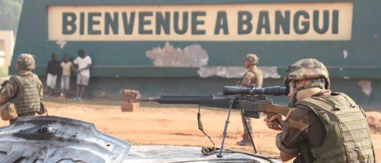 Article : Confusion totale à Bangui: qui  tire sur qui?