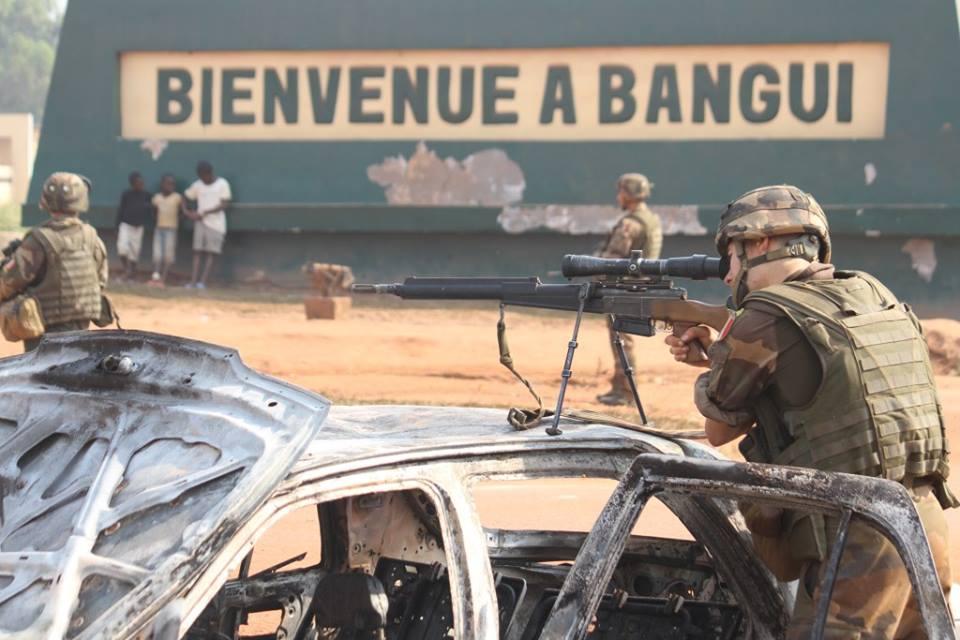 Opération Sangaris (Crédit photo: google.com)
