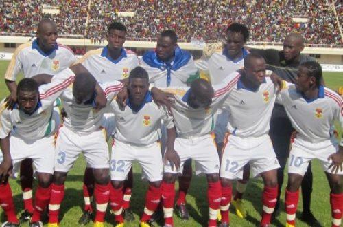 Article : Centrafrique: les footballeurs ont offert un instant de bonheur au peuple
