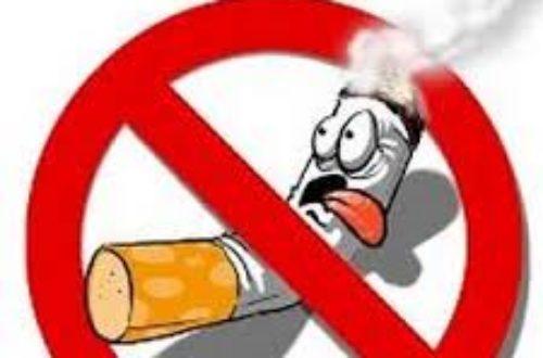 Article : Sénégal : un des modèles de lutte contre le tabac