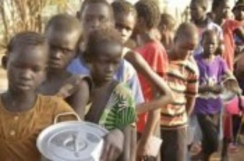 Article : L'horreur des enfants au Soudan du sud