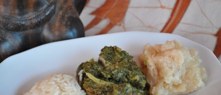 Article : La cuisine à la centrafricaine