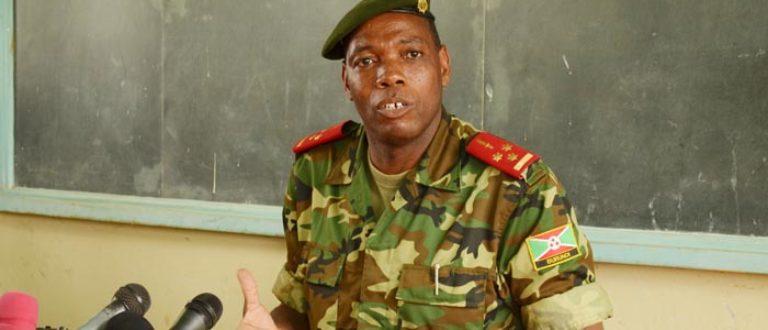 Article : Gaspard Baratuza persona non grata à Bangui