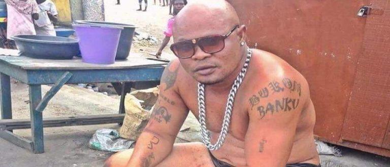 Article : Le boxeur ghanéen Bukom Banku, un «blanc» artificiel