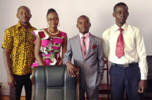 Article : AJEAC-Centrafrique, la naissance d'une association panafricaine