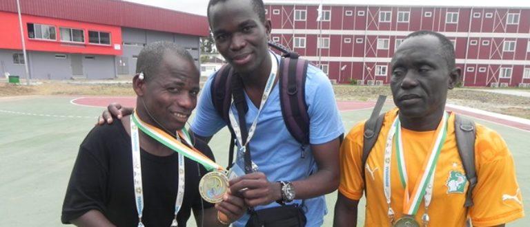Article : J'ai rencontré le Jongleur Ivoirien Ignace KASIO médaillé de bronze d'#Abidjan2017