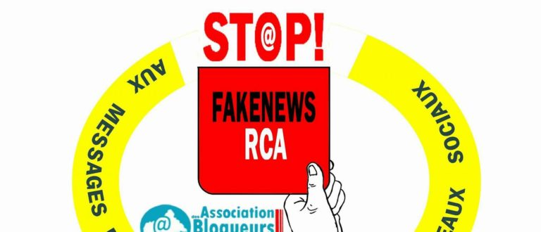 Article : Les blogueurs centrafricains disent stop aux fake news