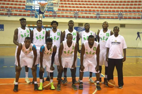 Article : Centrafrique: à l'assaut de l'ultime chance de participation au mondial FIBA2019