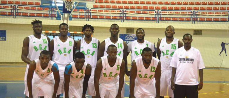 Article : Centrafrique: à l'assaut de l'ultime chance de participation au mondial FIBA2019